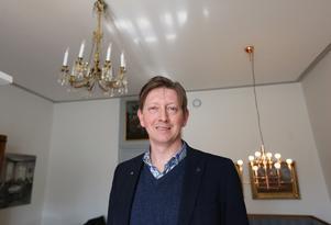 Kommunalrådet Joakim Storck (C) och hela kommunledningen välkomnar försvarsberedningens förslag - som nämner Falun som möjlig ort för ett nytt regemente.