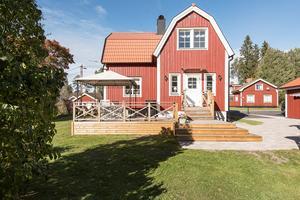 Järvstabyn 52. Bild: Länsförsäkringar fastighetsförmedling