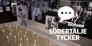 Hur ska Södertälje få ett monument över Seyfo? Ställ din fråga här och se debatten på LT.se. Foto: Mats Andersson