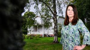 Villa Solbacken är en av de kvarvarande villorna i Petersvik som nu kommer att rivas om inte något väldigt oväntat sker.