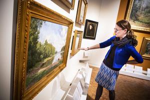 Överintendent Susanna Pettersson från Nationalmuseum var på plats när den senaste utställningen på Nationalmuseum Jamtli invigdes i maj 2019. Hon är mån om att driften i Jämtland ska säkras och har nu upprättat ett hyreskontrakt med Jamtli som sträcker sig till 2024.