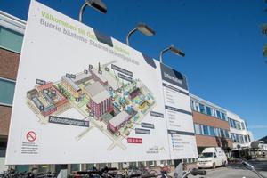 Östersunds sjukhus.
