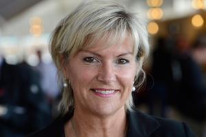 Annika Eclund (KD).Foto: Leif R Jansson / SCANPIX
