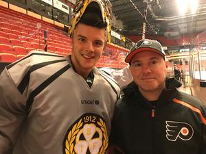 Ersson och Brady Robinson.