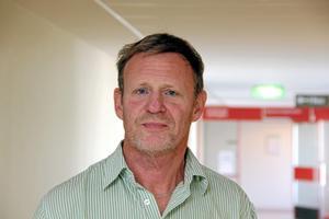 Smittskyddsläkare Peter Nolskog.