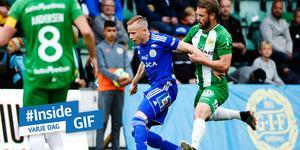 Målrik tillställning på NP3 Arena Foto: Erik Mårtensson / TT