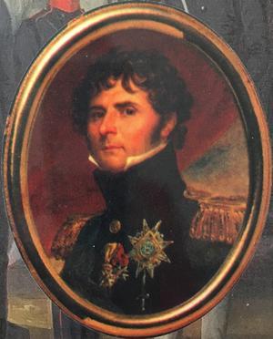 Han blev Karl Johan.