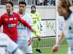 Emil Hedvall har inte varit ordinarie den här säsongen, så länge Andreas Andersson varit frisk.