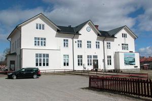 Vi skola i Ljusdal har byggts om till kontorslokaler.