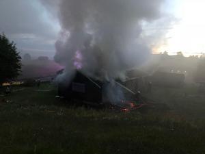 Foto: Brandkåren