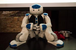 Roboten David har dansat i TV4:s Talang och vunnit matlagnings-VM.