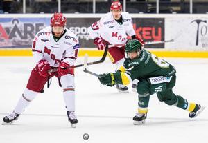 Modo jagar säsongens första vinst mot Björklöven.