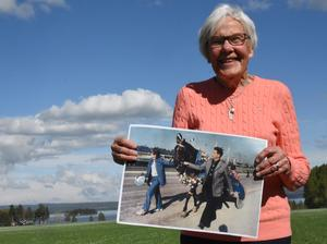 Sporten träffar Berit Hedberg i pittoreska Våmhus, med utsikt över Orsasjön, för att minnas tillbaka på sagohästen Ego Boy.