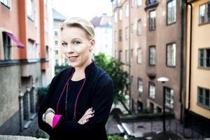Maria Rankka är VD för Stockholms Handelskammare. Pressbild: Orlando G. Blom