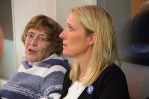 Kommunalråd Carina Sándor fick se sitt Liberalerna tappa viktiga procentenheter och mandat i kommunvalet.