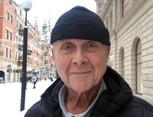 Karl Törnblom, 70 år, pensionär, Sundsvall