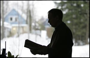 Poeten Göran Sonnevi. Foto: TT