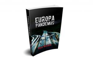 """Boken """"Europa Pandemus"""" kommer ut 31 maj."""