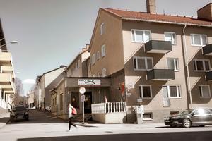 2018, Antes korvbar har blivit Restaurang Vallentino.