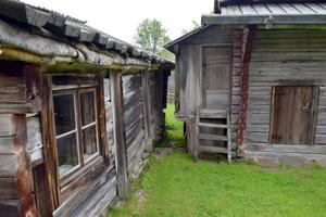 Det var sannolikt Karl-Erik Forsslund som tipsade Nordiska museet om gårdens kulturvärde.