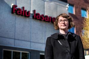 Oppositionsråd Elin Norén (S) hävdar bestämt att majoriteten tidigare stod bakom förslaget att stänga den palliativa vården i Falun.