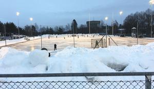 AIK spelar sina hemmamatcher på Bergshamra IP.