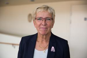 Kerstin Lundgren.