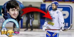 Fansen trodde på Lomanov – då presenterades Lars Fall. FOTO: Johan Solum/Rikard Bäckman