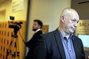 Kriminalkommissarie Lars Johansson.