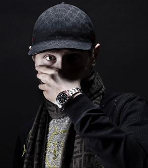 Einár har beskrivits som 2019-års största genombrott och har på kort tid blivit ett av de hetaste namnen på den svenska hiphopscenen. Foto: Pressbild/A Capella Agency
