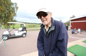 Yngve Ottosson, 85, år. Still going strong.