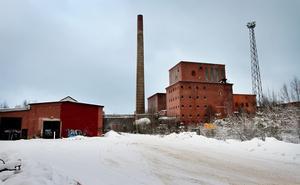 Fabriken i Fredriksberg. Foto: Peter Ohlsson/Arkiv