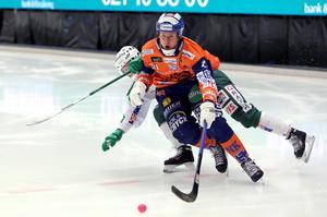 Joho Liukkonen blev med sitt slit och sitt vassa skott en viktig spelare för Bollnäs under fem säsonger.