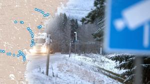 14 762 fortkörare åkte fast i länet 2017.