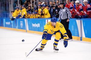 Jonas Ahnelöv tvingades utgå och det kan kosta Tre Kronor mycket. Bild: Petter Arvidsson/Bildbyrån