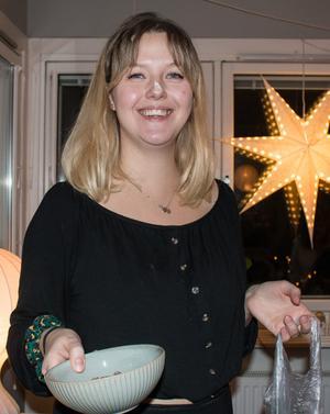 Lisa Fröjd låg i mamma Nettes mage när det första julbaket ägde rum för 30 år sedan.