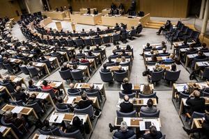 Handelskammaren Mälardalen vill att riksdagen snabbt röstar fram en regering som satsar på Yrkeshögskolan.                                              Foto: TT