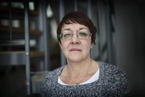 Britt-Marie Stolth, enhetschef inom ambulanssjukvården.