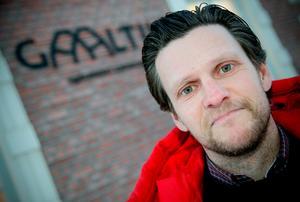 Jerker Bexelius, verksamhetschef för Stiftelsen Gaaltije.