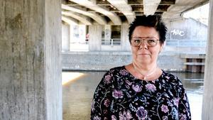 Katarina Hägg tror på stora framgångar när Sjukvårdspartiet gör comeback i höstens val.