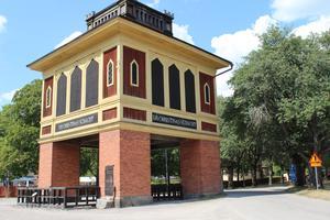 En ny eventlokal öppnar snart på Sala silvergruva.