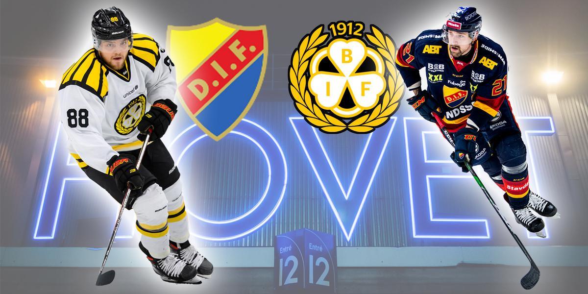 Liverapporten: Klassikermöte på Hovet – då tog Djurgården alla tre poäng