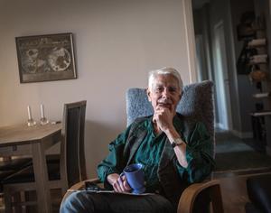 Under många år ville Roger Fjellström inte närma sig ämnet Halén.