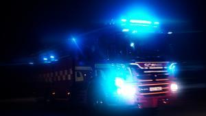 NATTENS NYHETER: Pelletspanna orsakade brandkårsutryckning på Köpmanholmen
