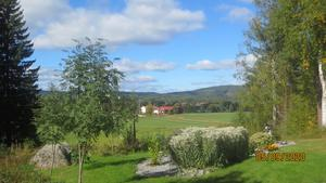 Hösten har kommit till Solgläntan