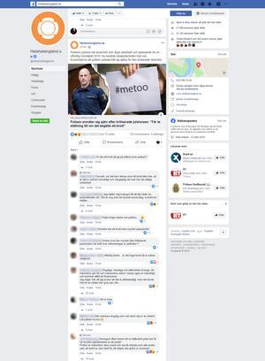 Nyheten engagerade många läsare och skapade debatt i sociala medier.