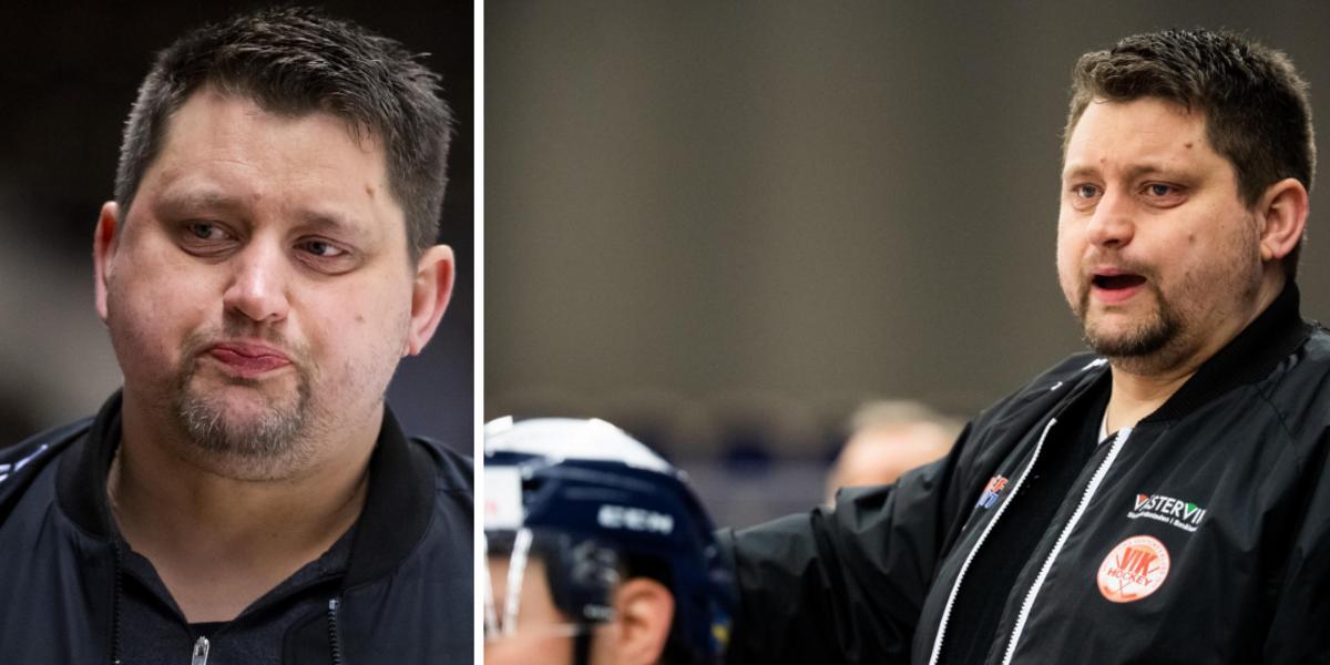 AVSLÖJAR: Då presenterar Modo Hockey Mattias Karlin som ny tränare