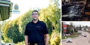 Foto: Lisa Selin, Anders Lidén och räddningstjänsten. Bilden är ett montage.
