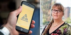 Dags att betala kvarskatt för 1,8 miljoner personer och företagare. Betala gärna via Swish uppmanar Skatteverket.