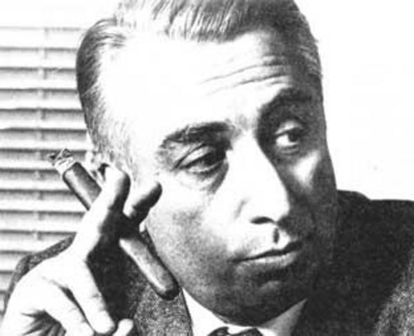 Roland Barthes väckte mycket uppmärksamhet med sin essä